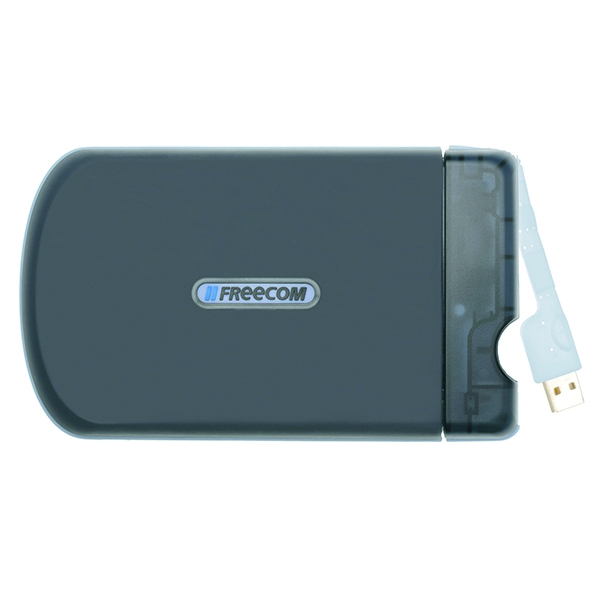 Freecom Tough Drive 1Tb USB External Hard Drive Black