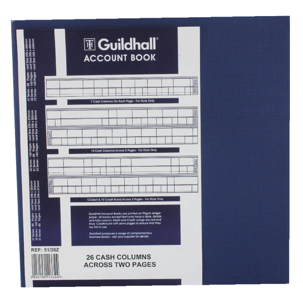 Guildhall Account Book 51/26