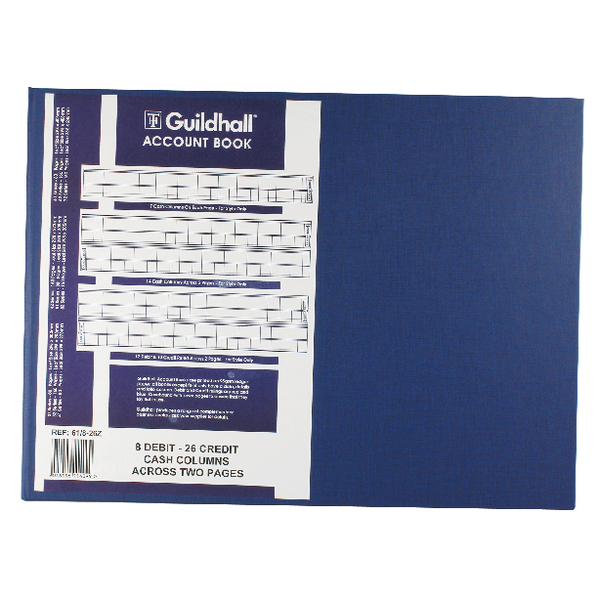 Guildhall Account Book 61/8-26