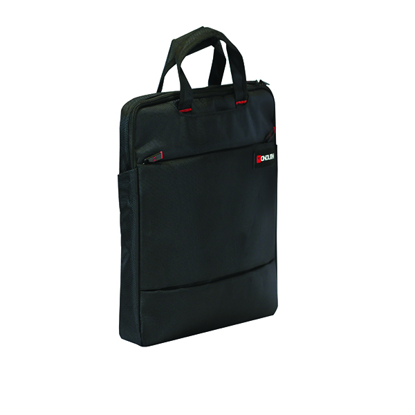 Monolith Motion II Slimline Black Laptop Case 410x70x310mm