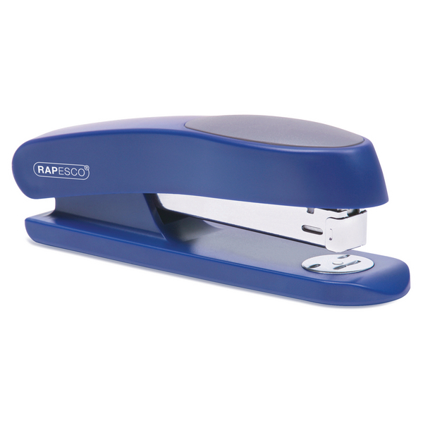 Rapesco R9 Manta Ray Full Strip Stapler Blue