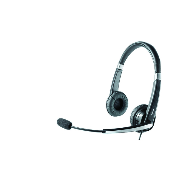 Jabra UC Voice 550 Duo Headset for Microsoft Lync [Alternative Picture 1]