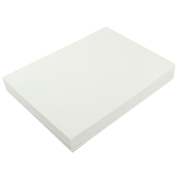 Q-Connect Memo Pad Plain [Pack of 10]