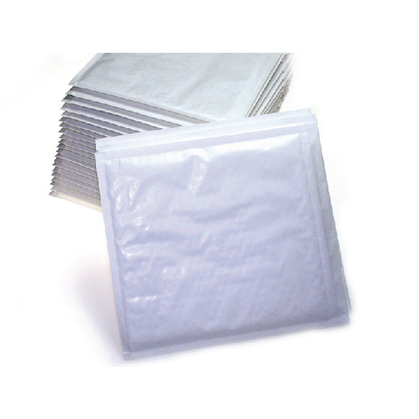 Q-Connect Padded 50mm Gusset Envelopes C4 [Pack of 100]