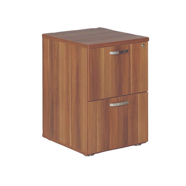 Avior 2 Drawer Filing Cabinet Cherry