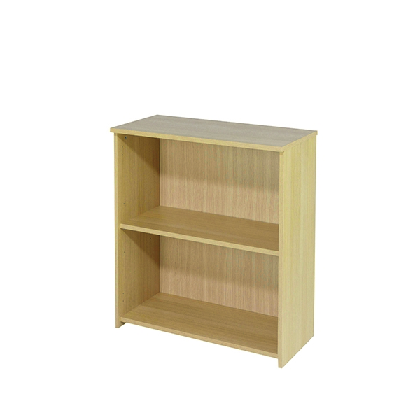 Jemini 800mm Small Bookcase Maple