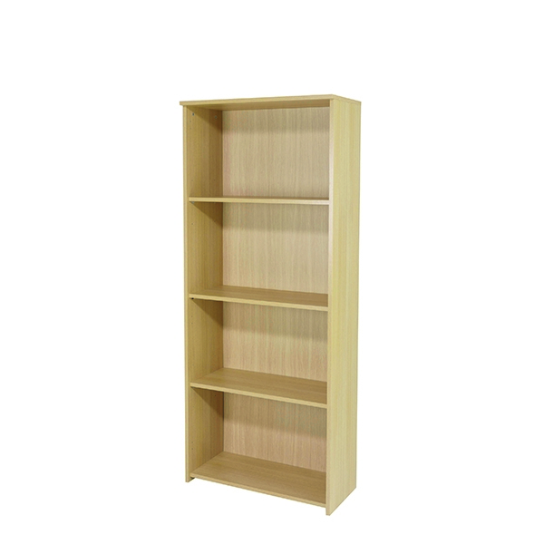 Jemini 1750mm Large Bookcase Maple