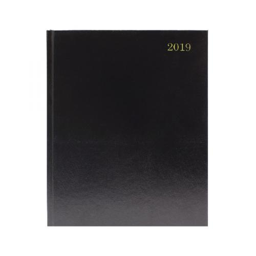 Condiary Quarto Diary 2019 Black [Alternative Picture 1]
