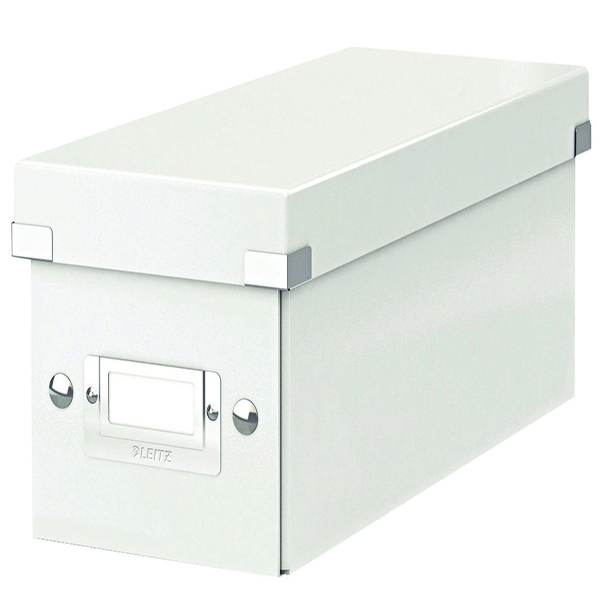 Leitz Archive Click and Store CD Box White