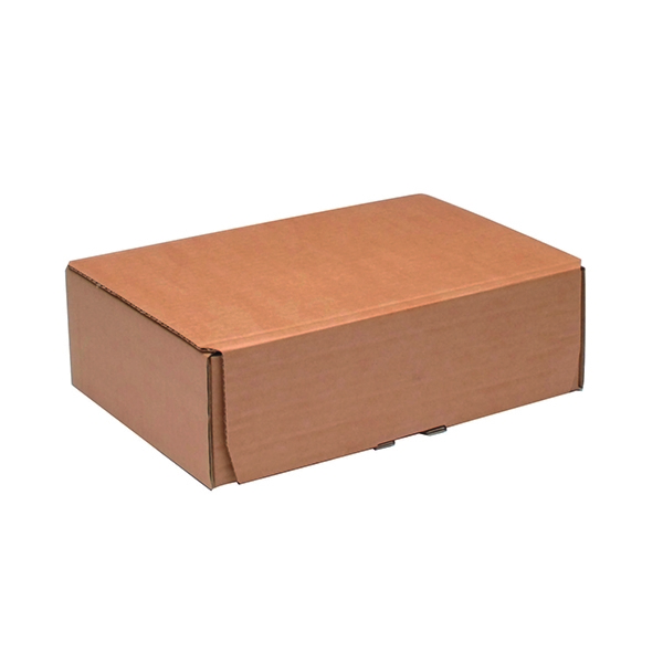 Mailing Box 245x150x33mm Brown Kraft [Pack of 20]