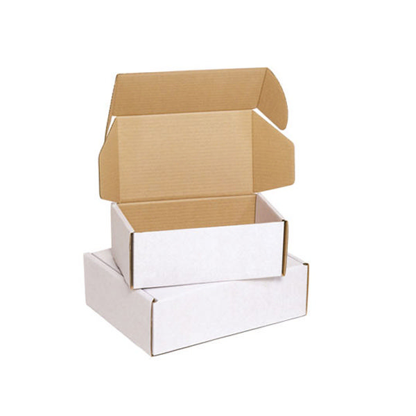 Mailing Box 220x110x80mm Oyster [Pack of 25]