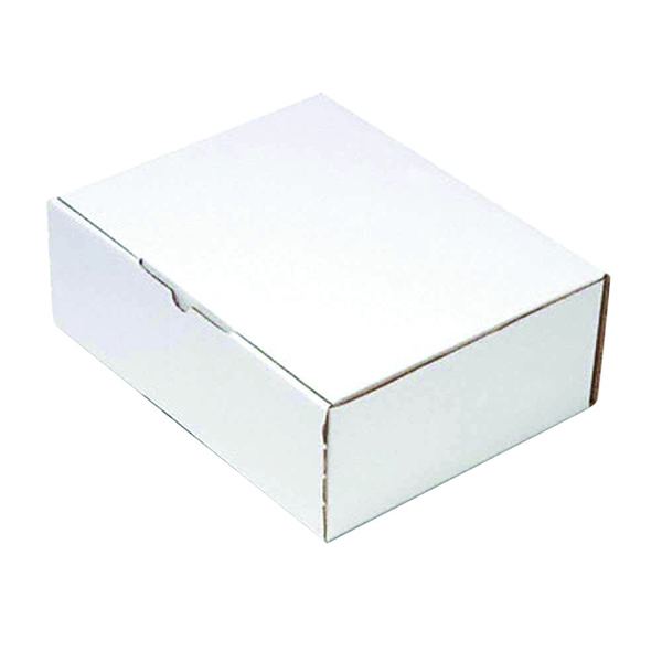 Mailing Box 260x175x100mm Oyster [Pack of 25]