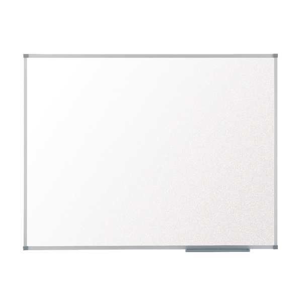 Nobo 1905204 Basic Melamine Non Magnetic Whiteboard with Basic Trim 1500x1000mm