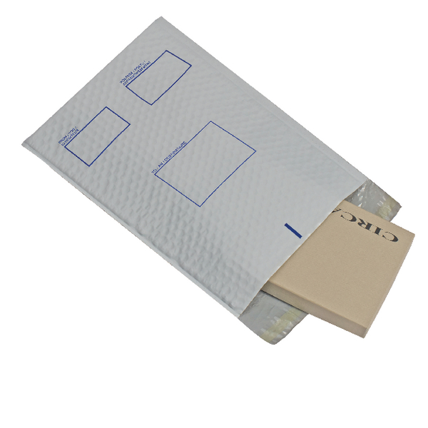 Postsafe Pad Poly Env 210x335mm 101-9303
