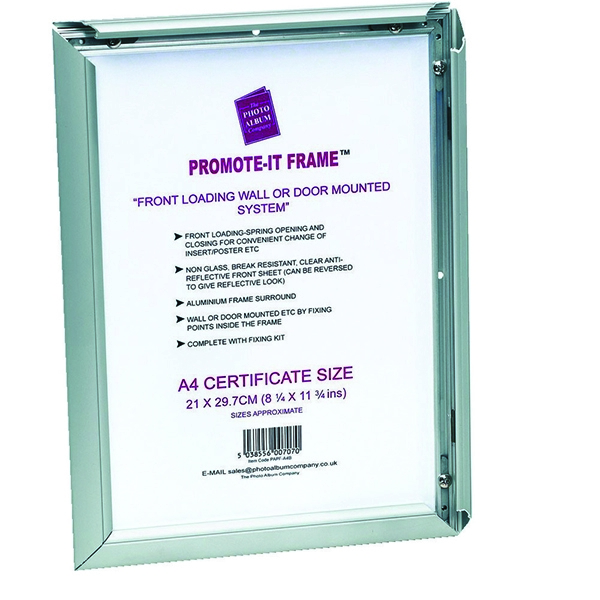 Promote-It Frame A3 Aluminium