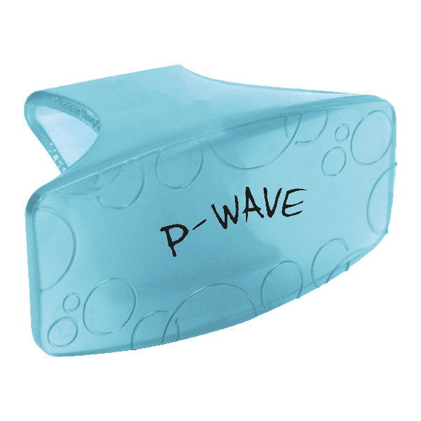 P-Wave Bowl Clip Ocean Mist Pack of 12