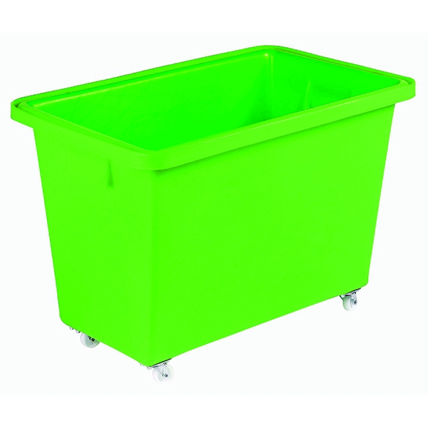 Mobile Nesting Container Green