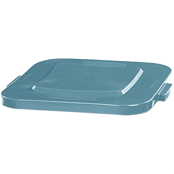 Lid for 3526 Square Container Grey