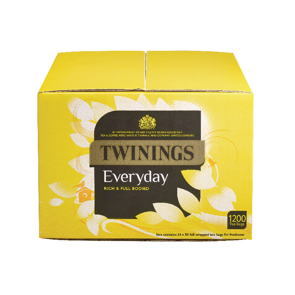 Twinings Everyday Tea Bags [Pack of 1100]