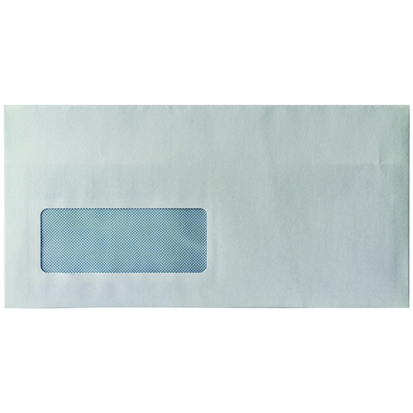 Envelopes Self Seal DL Window 80g White [Alternative Picture 1]