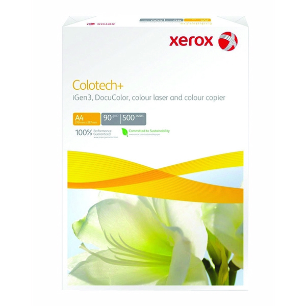 Xerox Colotech+ A4 120g White Paper [Pack of 500]