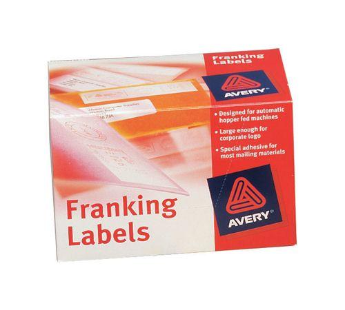 avery label machine