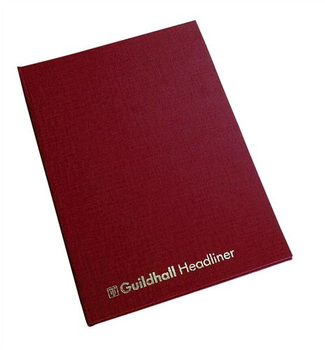 Guildhall Headliner Book 38/12
