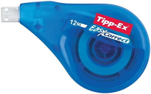 Tippex Side Dispenser Correction Tape [Pack of 10]