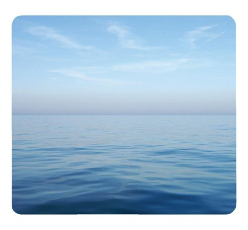Fellowes Earth Recycled Mousepad Blue Ocean