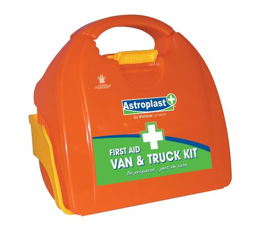 Wallace Cameron Van and Truck First Aid Kit