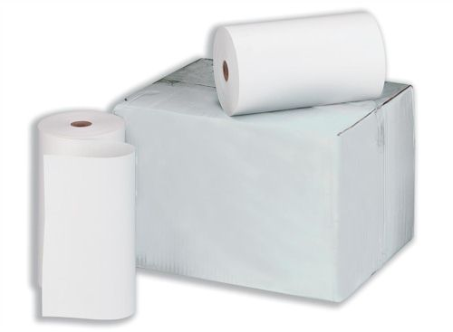 Telex Roll 214x120mm 1 Ply White [Pack of 6]