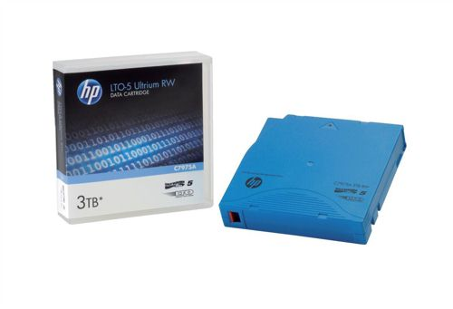 HP LTO5 Ultrium RW Data Cartridge 3Tb