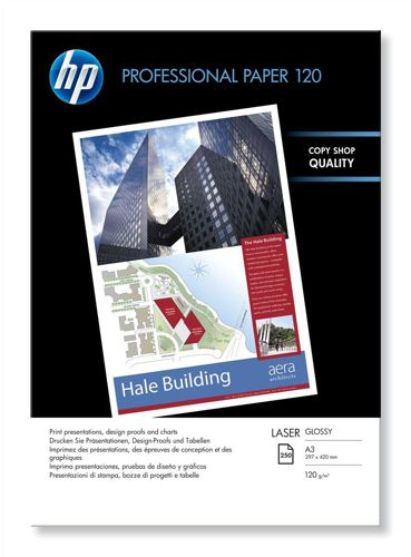HP CG969A Glossy Laser Paper