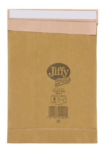 Jiffy Padded Bag 195x280mm [Pack of 100]