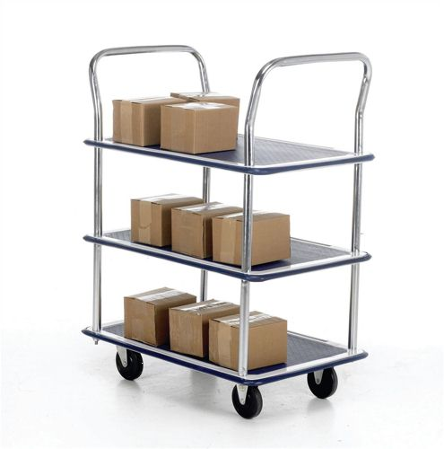 Barton 3 Shelf Trolley