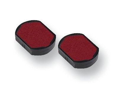 Trodat Replacement Ink Pad for Printy 46019 Red [Pack of 2]