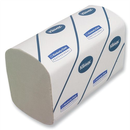 Kleenex Ultra Soft Hand Towel 2 Ply White [Pack of 15]