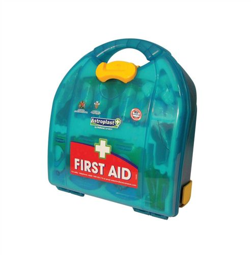Wallace Cameron Medium First Aid Kit Green