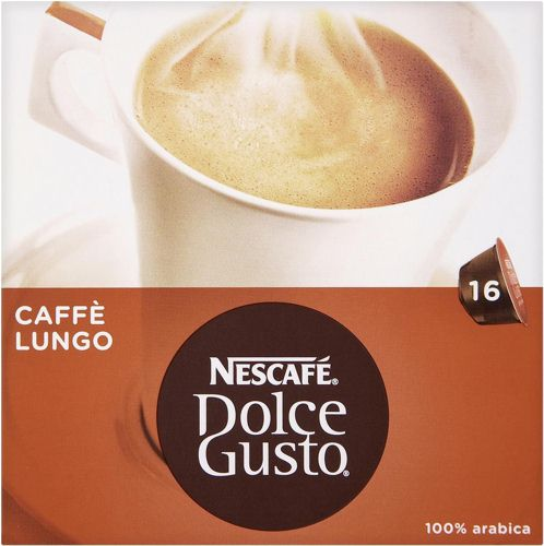 Nescafe Dolce Gusto Cafe Lungo [3x16 Pods]