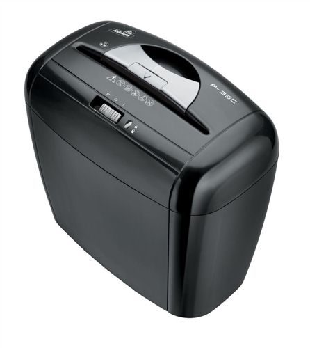 Fellowes P35C Cross Cut Shredder