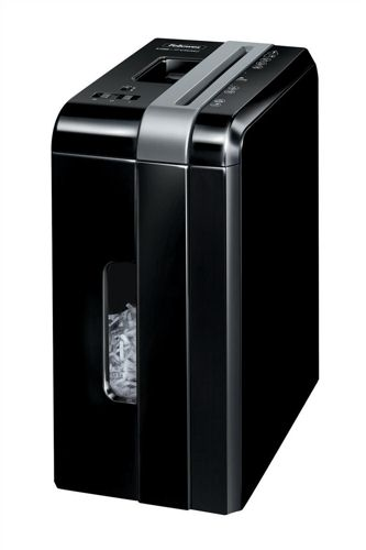 Fellowes DS700C Cross Cut Black Shredder