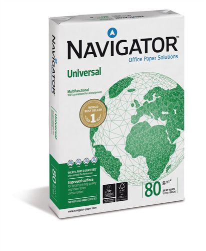 Navigator Universal Paper A4 [Pack of 2500]