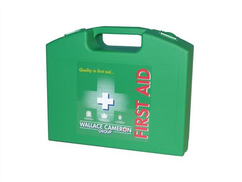 Wallace Cameron Green Box 20 Person First Aid Kit