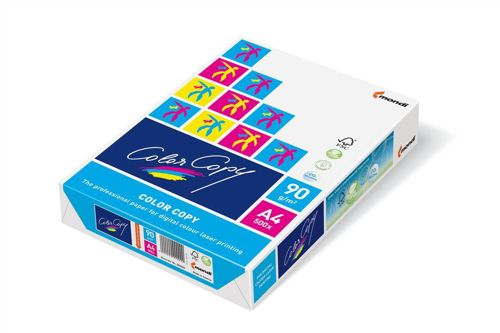 ColorCopy Paper A4 90g White [Pack of 500]