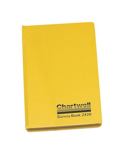 Chartwell Survey Book 7.5x4.75 Inch