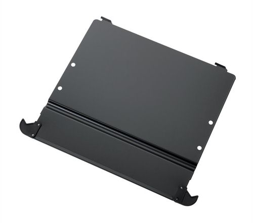 Bisley Filing Cabinet Compressor Plate Black [Pack of 5]