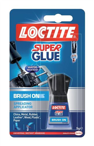 Loctite SuperGlue Brush On 5g