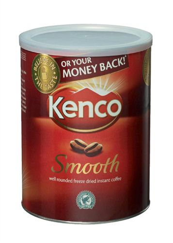 Kenco Really Smooth Freeze Dried Coffee 750g