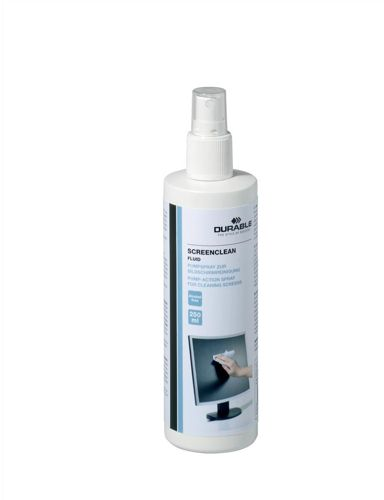 Durable Screenclean Fluid 250ml