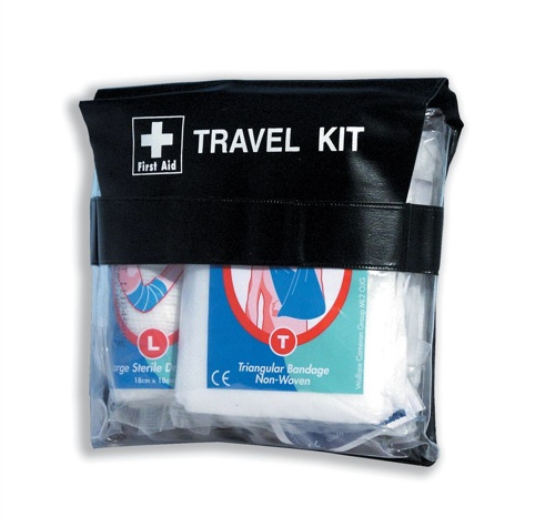 Wallace Cameron First Aid Kit 1 Person Travel Pouch